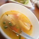 サイアム - トムヤムスープ