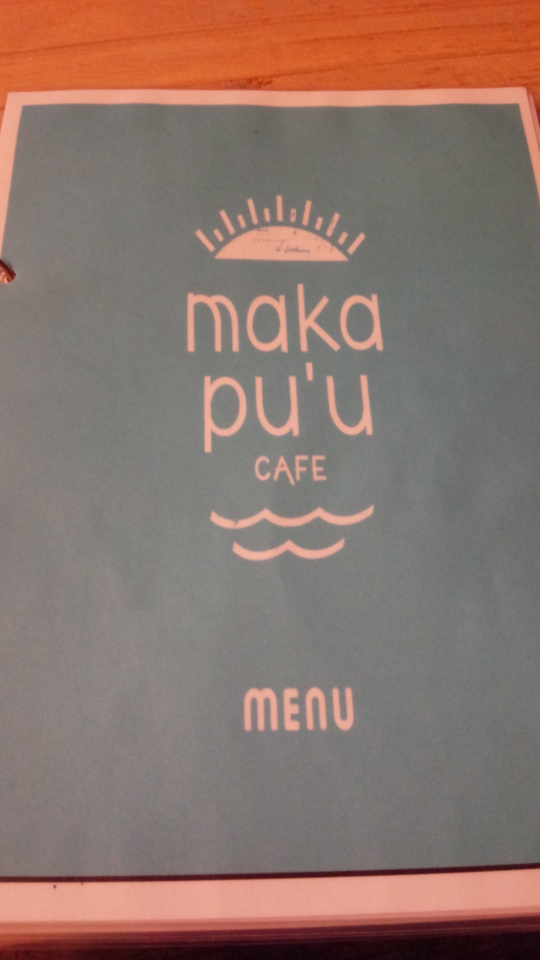 マカプーカフェ