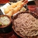 藪へゑ - 大海老天ぷらそば
