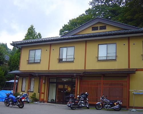 岩風呂民宿 小境荘