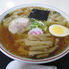 ラーメン中村家 - 料理写真:クセ中ワンタンメン(大盛り)