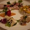 リストランテ八木 - 料理写真:前菜の盛合せ