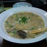 本場盛岡 じゃじゃ麺 拌 BAN - 麦ご飯(少100円)とチータンタン(50円)を入れてオジヤで〆