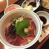 郷土料理 吾作 - 料理写真:生まぐろ丼