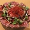 黒家 - 料理写真:ランチ限定牛ローストビーフ丼