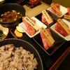 和牛の里 - 料理写真:2016.07 和牛の里御膳(2,300円)