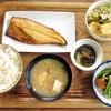 温膳屋 - 料理写真:塩鯖定食(930円)※ごはんは大盛り(+150円)