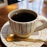 暖木 - コーヒー(カップがかわいいでしょ!)