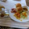 スマイルカフェ - 料理写真:ブレンドコーヒーとモーニングサービスAセット