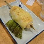 山家 支店 - つくねチーズ