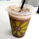 ローソン - ドリンク写真:アイス贅沢カフェモカ!