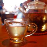 神楽坂 茶寮 - 工芸茶