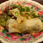Ha Lang Son - ランチセットのバンクォン~蒸し春巻き