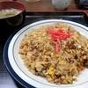 武屋 - 料理写真:なっとチャーハン