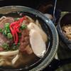 沖縄居酒屋あらぐすく - 料理写真:ソーキそばセット