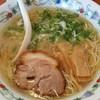 麺家 風 - 料理写真:早割 塩ラーメン 550円