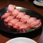 焼肉 大貫 - タン塩