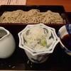 手打ちそばよし田 - 料理写真:海老野菜天せいろのそば