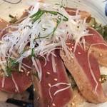 和食賛美 あやの - いつも鮪は脂ものっていて美味しいです。
