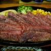STEAK おおつか - 料理写真:村沢牛サーロインステーキup