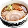 麺工房 武 - 料理写真:超濃厚豚骨魚介つけ麺スープ