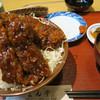 とん亭 - 料理写真:うまっソースかつ丼