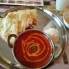 キッチンキクチ - 料理写真:チーズナンセット(950円)