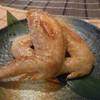 田中 - 料理写真:手羽先