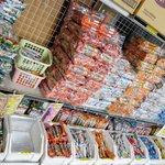 日本一のだがし売り場 - うまい棒全種類そろっています