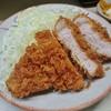 とんかつ繁 - 料理写真:ロースかつ定食