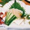 呑斗 - 料理写真:ホタテ刺