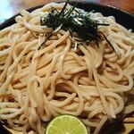 のらや - 料理写真:黒麦うどん