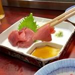 江戸川食堂 - まぐろも久しぶり