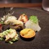 イル アオヤマ - 料理写真:~ Antipasuto misto ~ 使用された食材が多過ぎて文字数オーバー故、本文にて☆