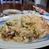 おけさ - 料理写真:「ゴーヤチャンプルー定食」
