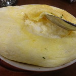 サロン 卵とわたし - ふっくらの中は空洞?