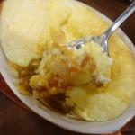 サロン 卵とわたし - 下からラザニア