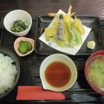MANMA - 天ぷら定食