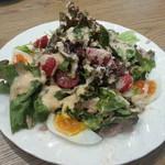 すみたのだいどころ kerasse - サヴァ缶と住田の野菜リヨネーズのサラダ