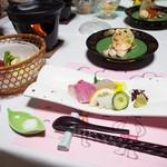 旅館松園 - 料理写真: