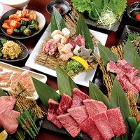 【本気の焼肉宴会】承ります!各種宴会コース3,800円~!