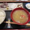 アナログ - 料理写真:刺身定食