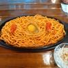マハロ - 料理写真:鉄板ナポリタン大盛り800円