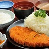 あづみ野 勝味庵 - 料理写真:ロースカツ定食