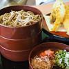 八雲庵 - 料理写真:天ぷら割子そば