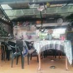 ブルートズ・カフェ - テラス席の一室