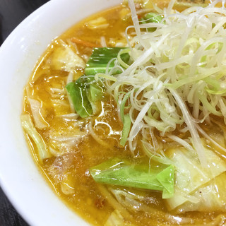 けやき - 料理写真:味噌ラーメン