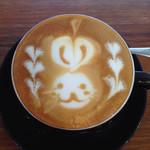 コーヒーファクトリー - 2016.7  カプチーノ