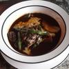 バンダナ - 料理写真:ビーフシチュー