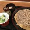 赤坂小布施町 - 料理写真:くるみ蕎麦